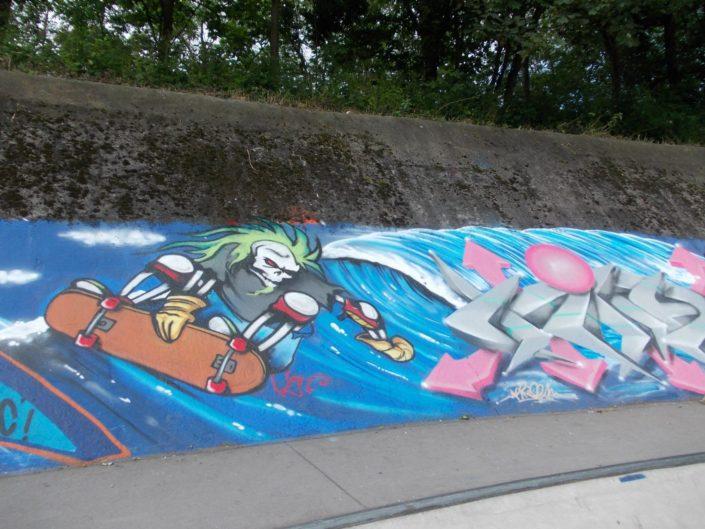 SKATE GRAFF