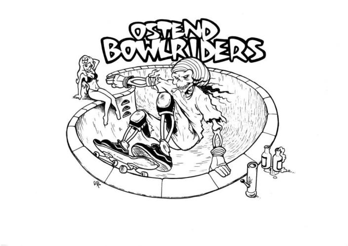 Ostend bowlriders 2
